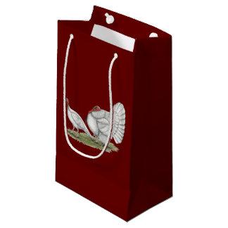 Turkeys White Holland Small Gift Bag