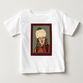 Turkic Woman Baby T-Shirt