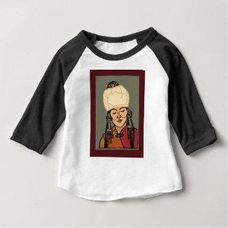 Turkic Woman Baby T-Shirt