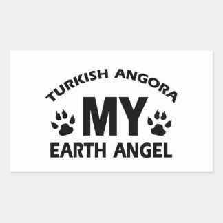 TURKISH ANGORA cat design