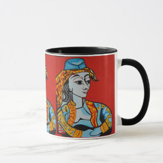 TURKISH DAUGHTER MUG
