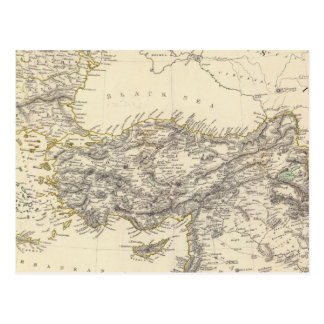 Turkish Empire, Greece Postcard