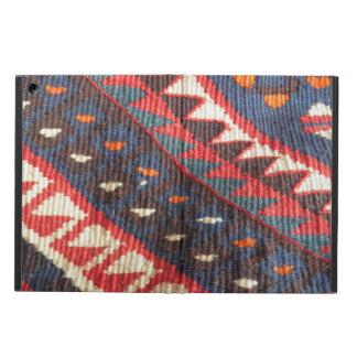 Turkish Exotic Bohemian Boho Ethnic Persian Carpet Cover For iPad Air