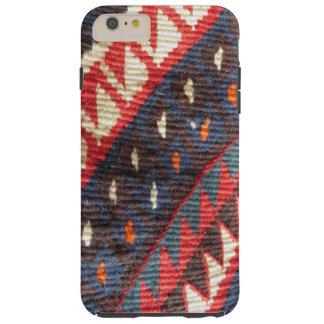Turkish Exotic Bohemian Boho Ethnic Persian Carpet Tough iPhone 6 Plus Case