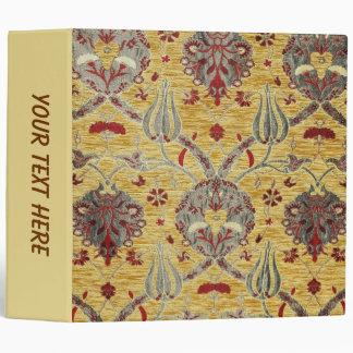 "Turkish Fabric 2"" Avery Binder"