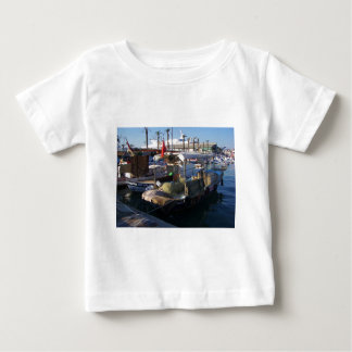 Turkish Fishing Boats Baby T-Shirt