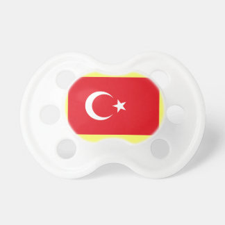 Turkish Flag Pacifier