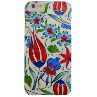 Turkish floral design barely there iPhone 6 plus case