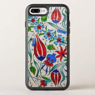 Turkish floral design OtterBox symmetry iPhone 8 plus/7 plus case