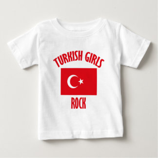 Turkish girls DESIGNS Baby T-Shirt
