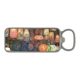Turkish Glass Lamps for Sale in Istanbul Market Magnetic Bottle Opener