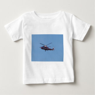 Turkish helicopter ambulance. baby T-Shirt
