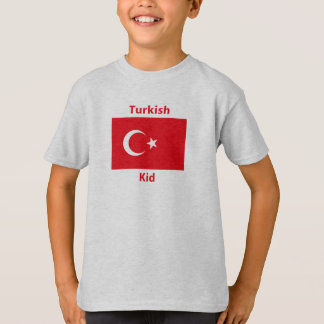 Turkish Kid T-shirt