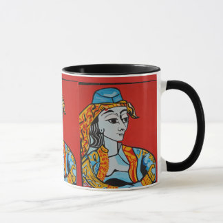 TURKISH LADY MUG