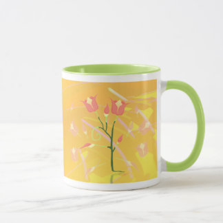 Turkish Poppy Mug