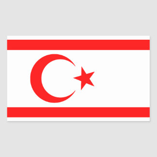 Turkish Republic of Northern Cyprus Sticker