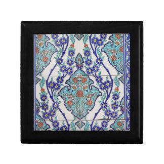 Turkish tile gift box