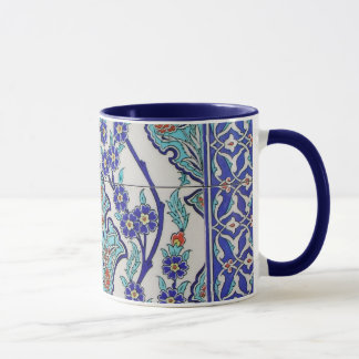 Turkish tile mug