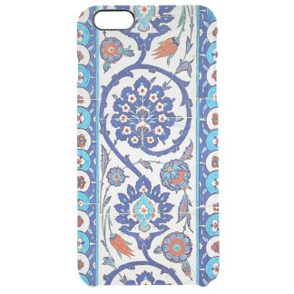 turkish tiles clear iPhone 6 plus case