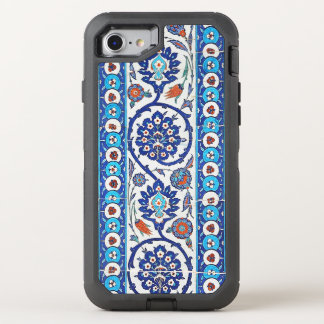 turkish tiles OtterBox defender iPhone 8/7 case