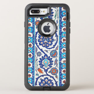 turkish tiles OtterBox defender iPhone 8 plus/7 plus case
