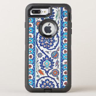 turkish tiles OtterBox defender iPhone 8 plus/7 plus case
