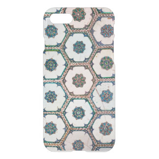 Turkish tiles taken in the Sulaeman mosque iPhone 7 Case