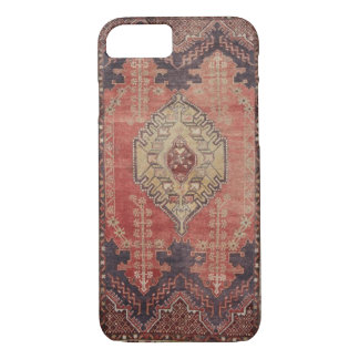 Turkish Vintage Rug Abstract Fine Art iPhone 7 Case