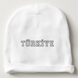 Türkiye Baby Beanie