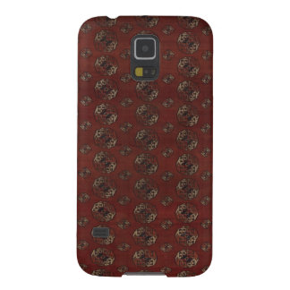Turkmen Carpet Pattern Phone Case