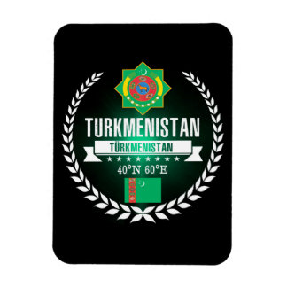 Turkmenistan Magnet