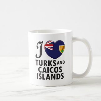 Turks and Caicos Islands. Coffee Mug
