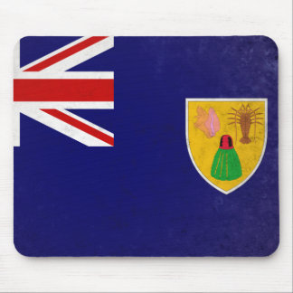 Turks and Caicos Islands Mouse Pad