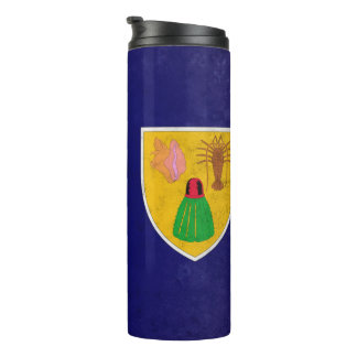 Turks and Caicos Islands Thermal Tumbler