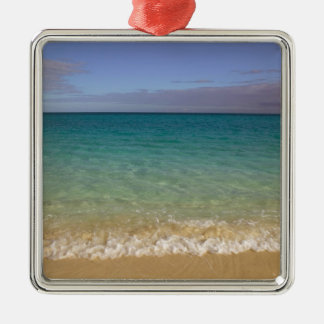 Turks and Caicos, Providenciales Island, Grace 2 Metal Ornament