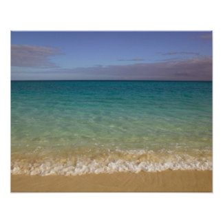 Turks and Caicos, Providenciales Island, Grace 2 Poster