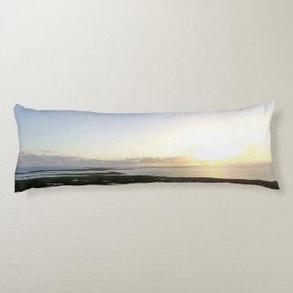 Turks and Caicos Sunrise pillow