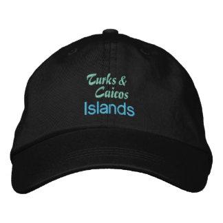 TURKS & CAICOS cap Embroidered Hat