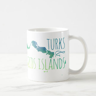 Turks & Caicos Coffee Mug