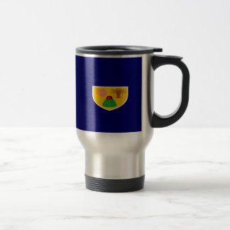 Turks & Caicos Islands Travel Mug