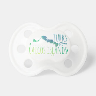 Turks & Caicos Pacifier