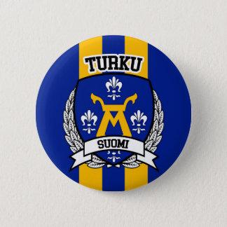 Turku 2 Inch Round Button