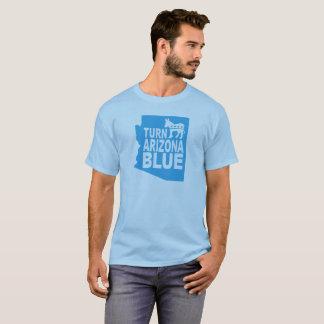Turn Arizona Blue T-Shirt | Progressive State