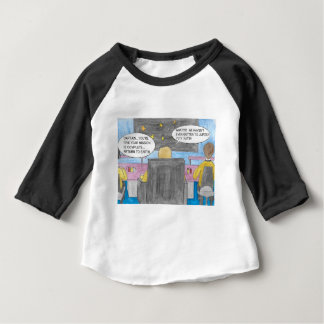 Turn Around Mission Baby T-Shirt