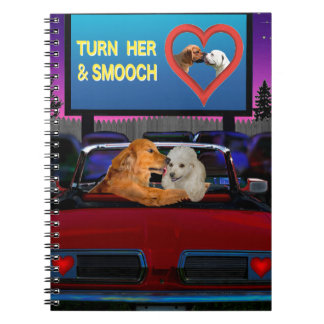 TURN HER AND SMOOCH NOTEBOOKS