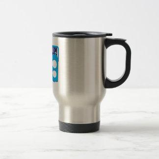 Turn it Up Coffee Mugs