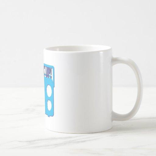 Turn it Up Mugs