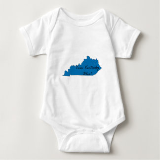 Turn Kentucky Blue! Democratic Pride! Baby Bodysuit
