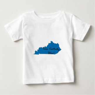 Turn Kentucky Blue! Democratic Pride! Baby T-Shirt