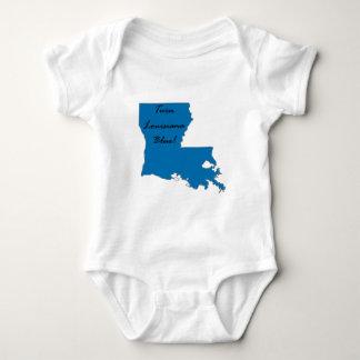 Turn Louisiana Blue! Democratic Pride! Baby Bodysuit
